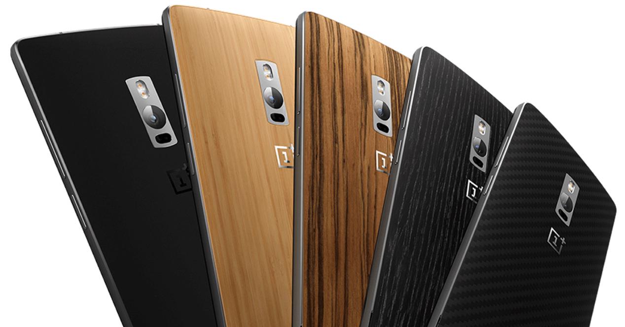 OnePlus 2 Carcasas Diseños