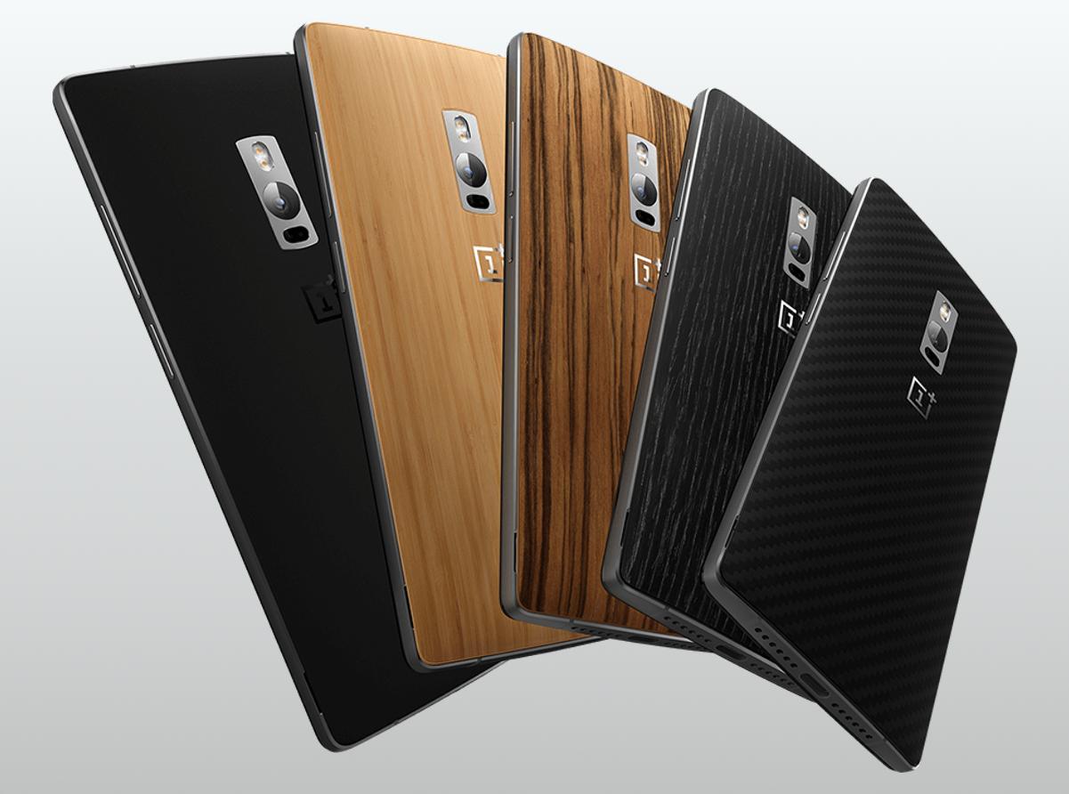 OnePlus 2 Diseños