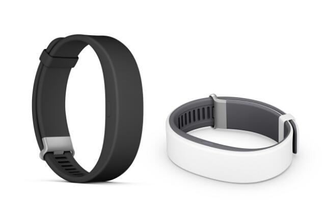 Diseño de la pulsera Sony SmartBand 2