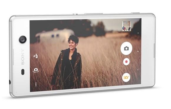 Pantalla del Sony Xperia M5