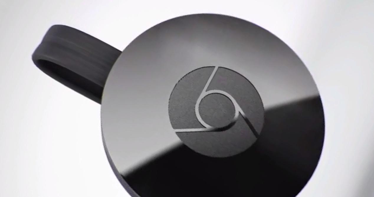 Chromecast 2 Portada