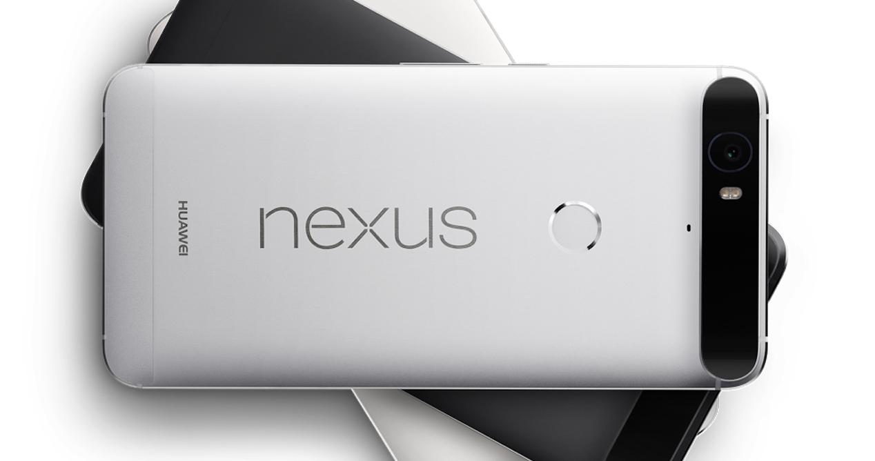 Nexus 6P Portada