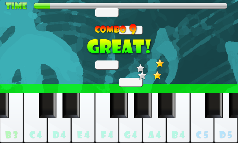 Juego Piano Master