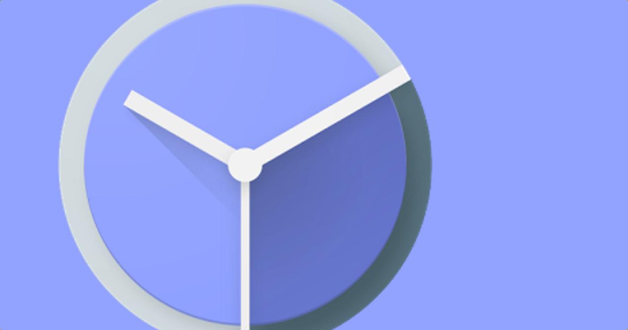 Reloj de Google