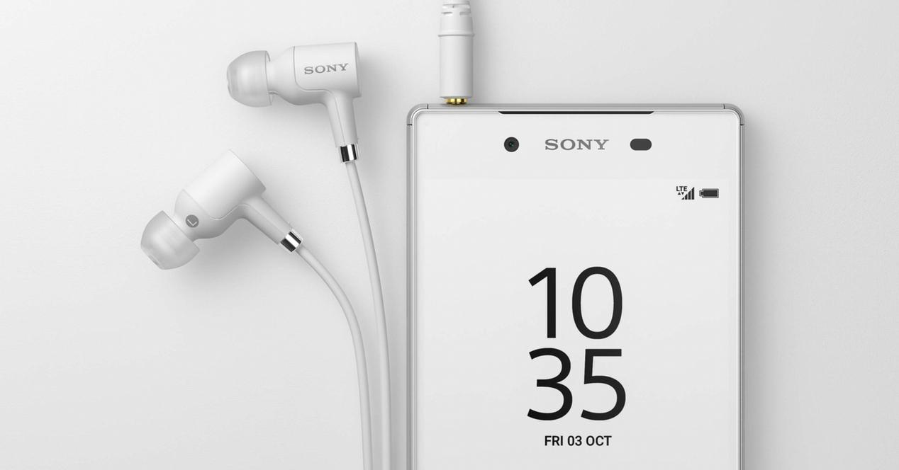 Sony Xperia Z5 Compact Portada