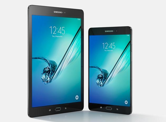 Tablets Samsung Galaxy Tab S2