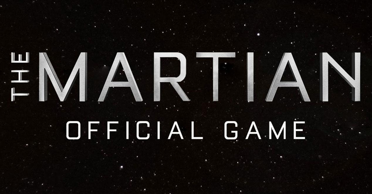 Juego oficial The Martian