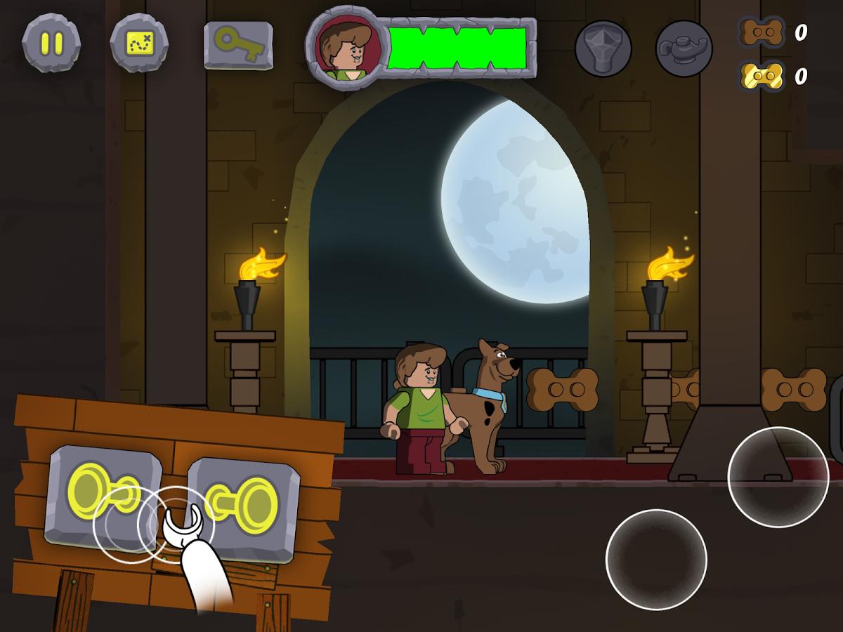 Juego Android LEGO Scooby-Doo Hunted Isle