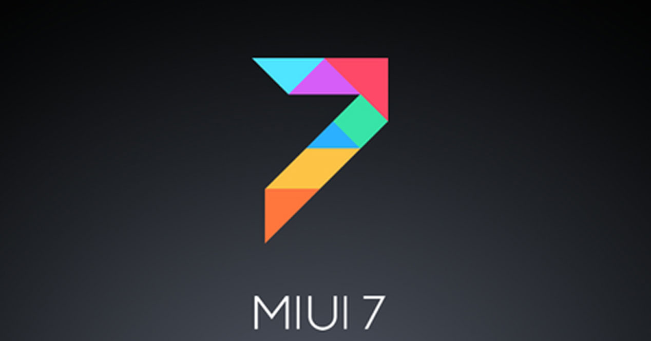 Logotipo de MIUI 7