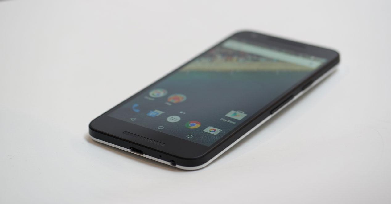 Fotografía del Nexus 5F