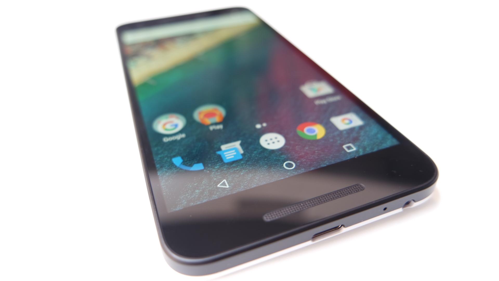 Conexiones Nexus 5X