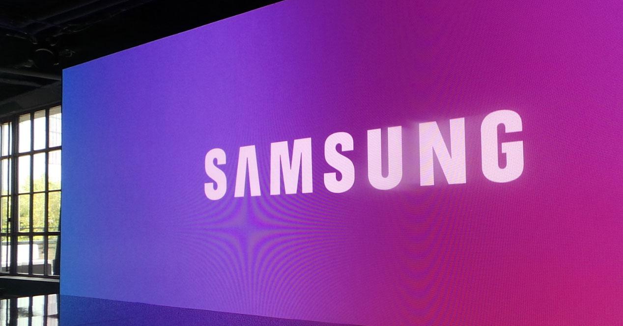 Logotipo de Samsung