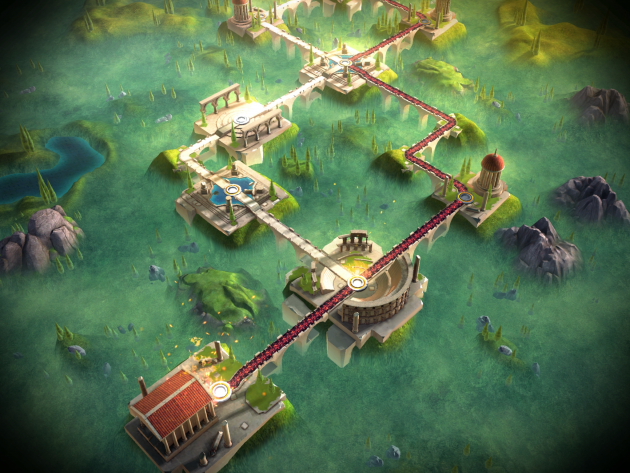 Juego Android God of Rome