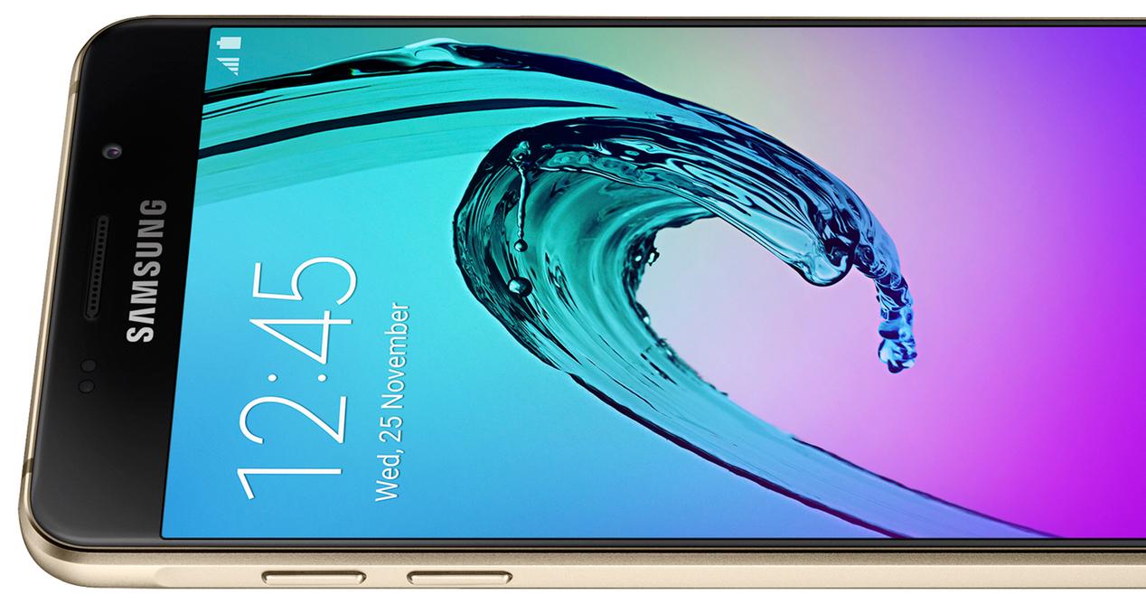 Samsung Galaxy A5 Portada