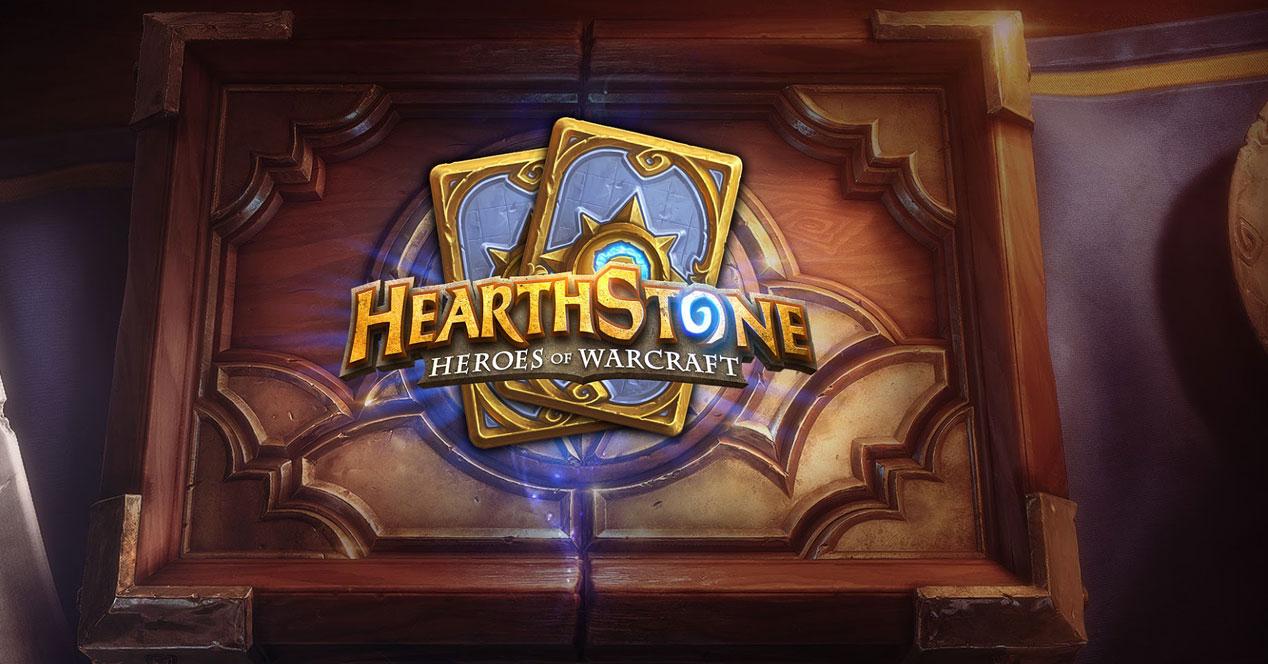 Caja juego Hearthstone: Herores of Warcraft
