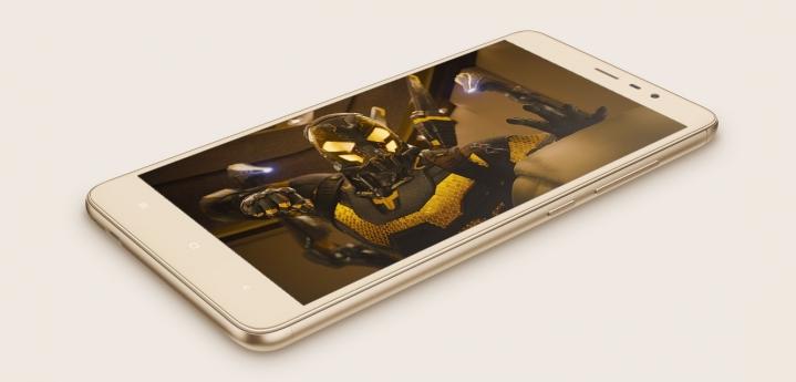 Phablet Xiaomi Redmi Note 3 con Snapdragon 650