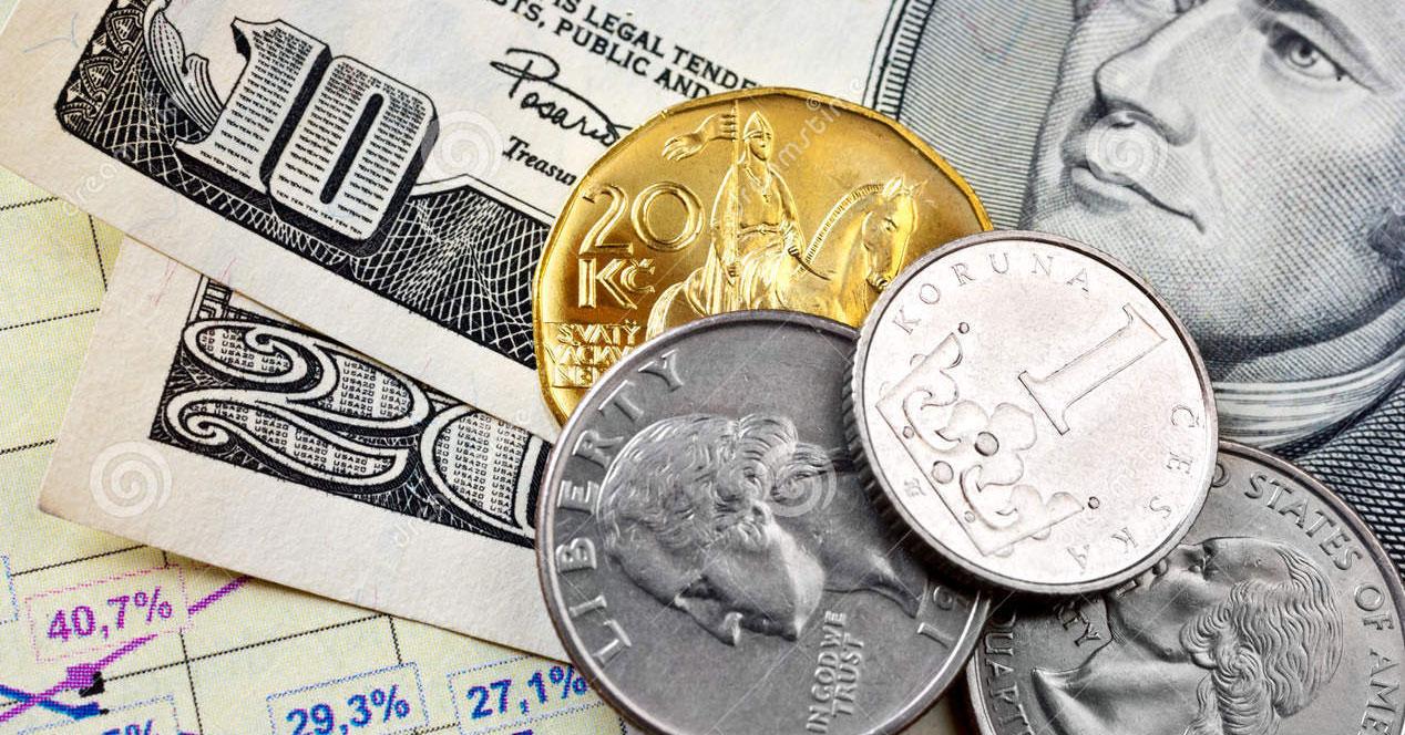 Imagen cambio de divisas