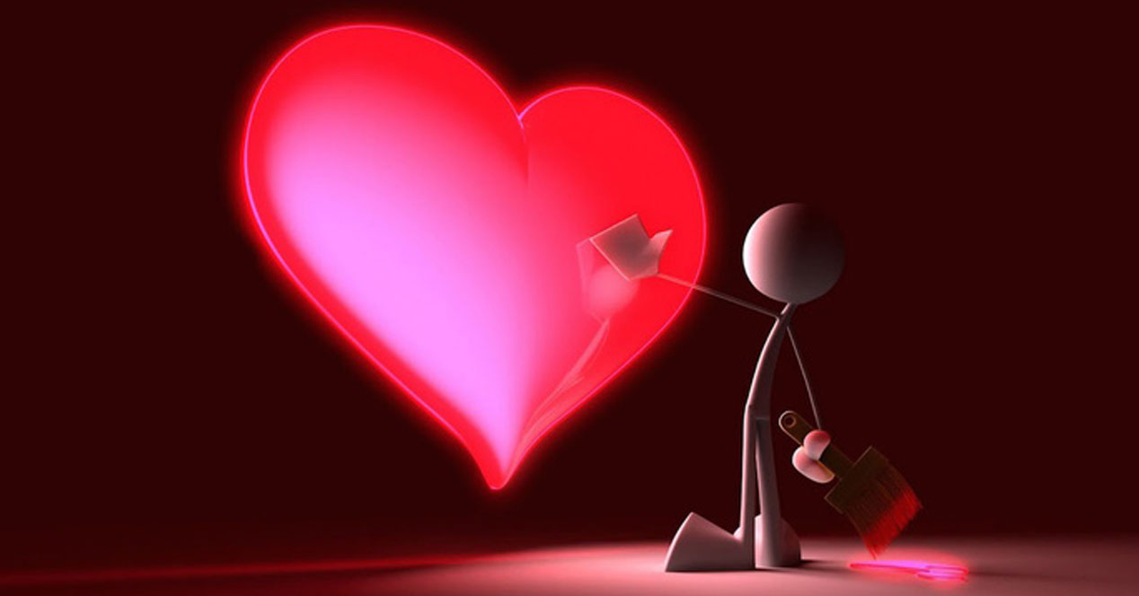 contador del amor