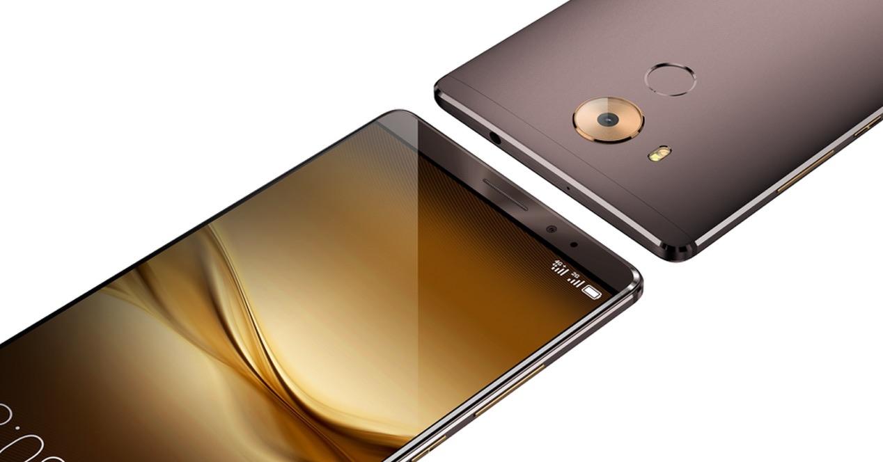 Huawei Mate 8 Portada