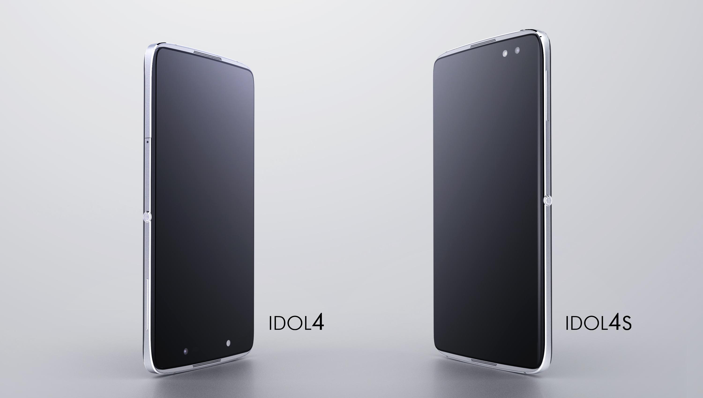 Nuevos teléfonos Alcatel Idol 4