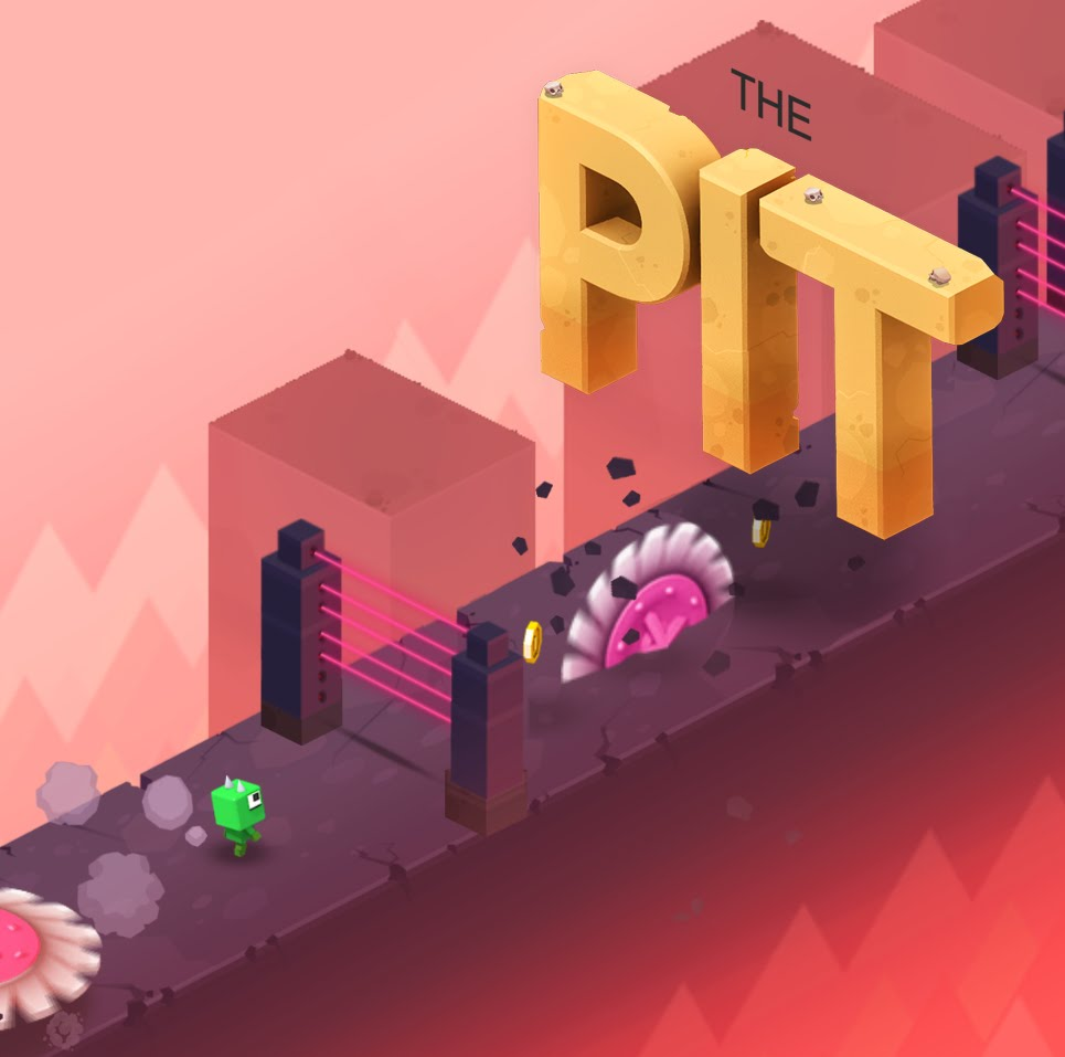 Juego Android The Pit