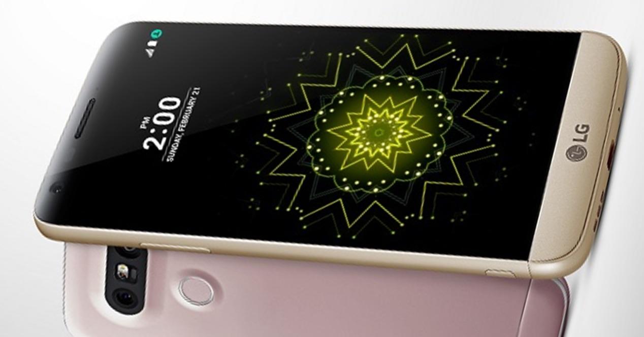 LG G5 Portada