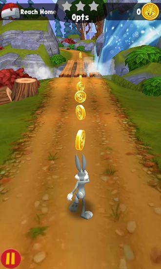 Juego Looney Tunes ¡A correr! parea Android