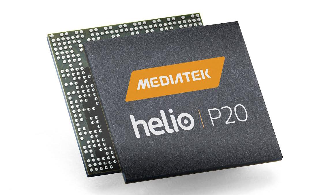 Imagen del MediaTek Helio P10