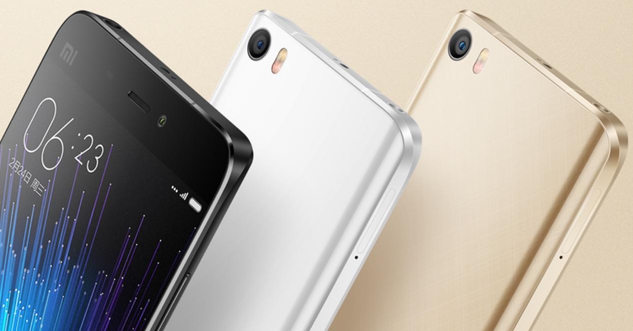 Xiaomi Mi 5 Portada