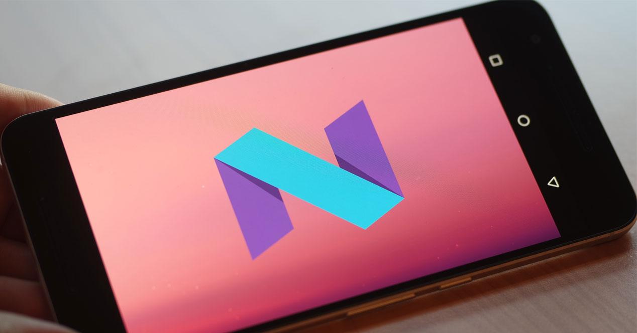 Android N en Nexus 6P