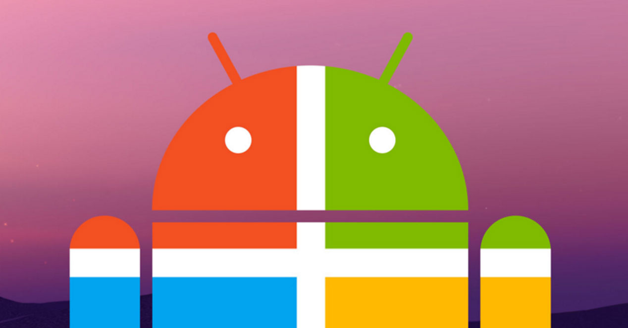 usar tu móvil Android a través de Windows 10