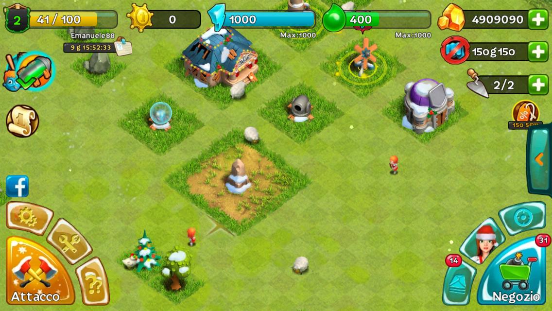 Juego Android Batalla de Zombies