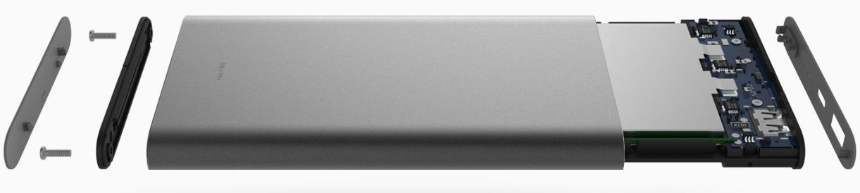 Nueva batería externa Xiaomi