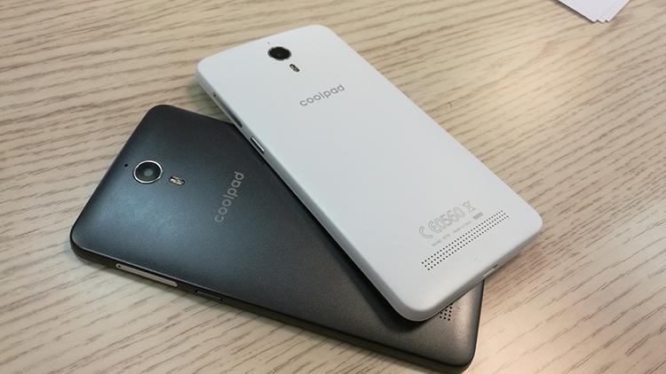 Colores del teléfono Coolpad Porto S