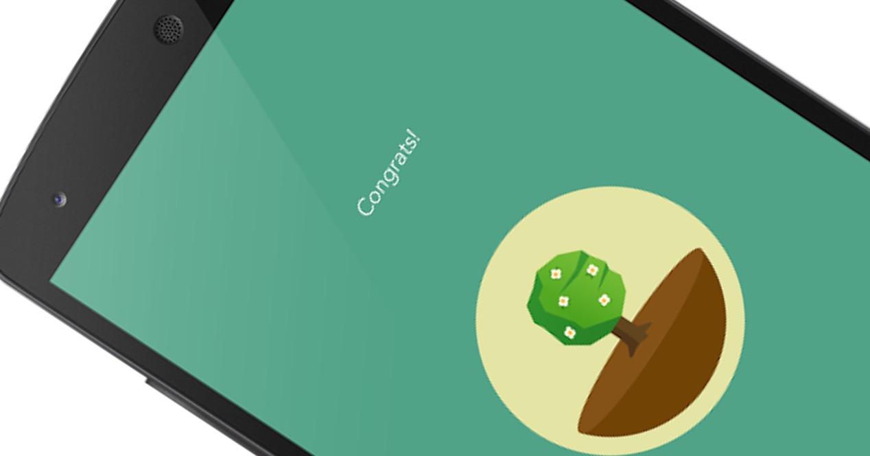 Forest App Productividad Portada