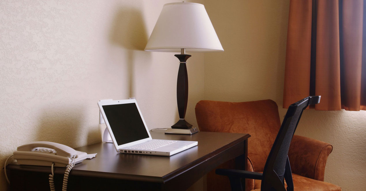 Conexión WiFi en Hotel