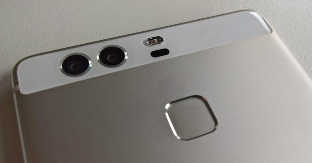 Huawei P9 Dual Camara