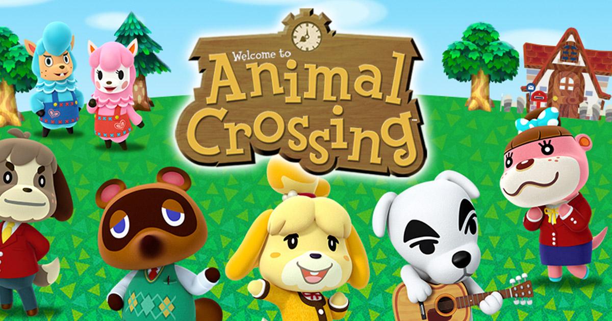 Juego Animal Crossing