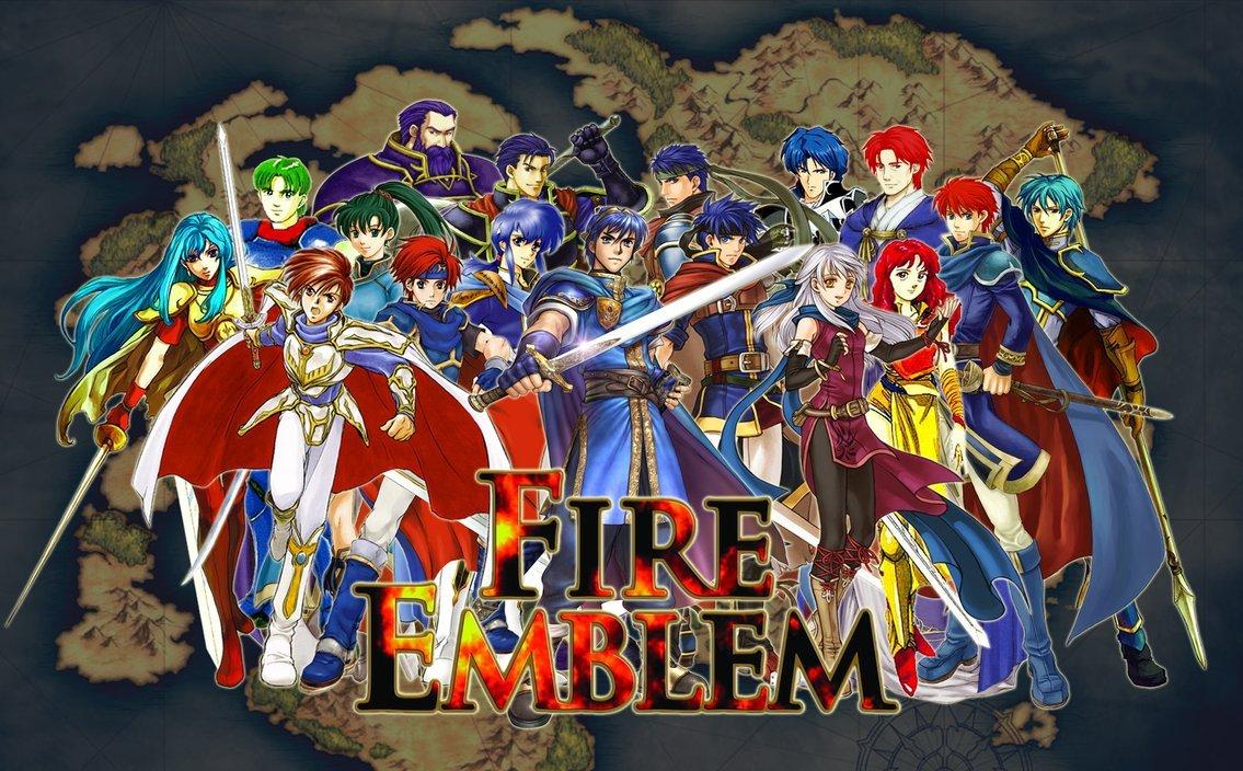 Juego Fire Emblem