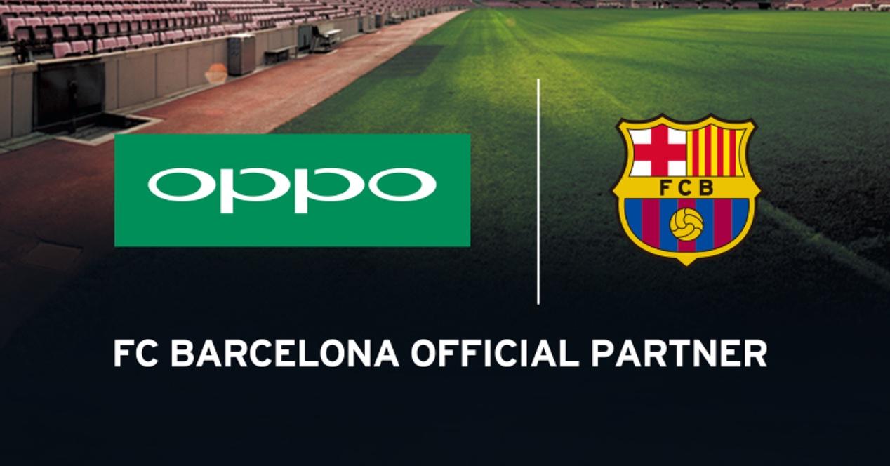 Oppo Barcelona