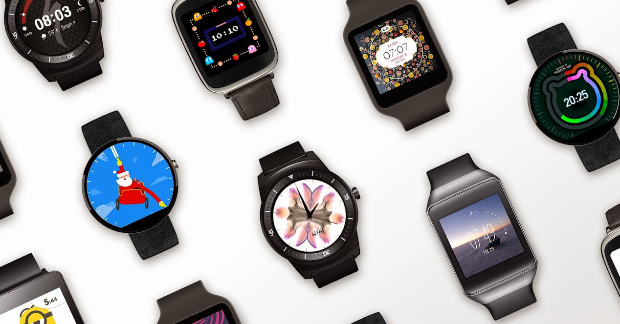Smartwatch con android Wear