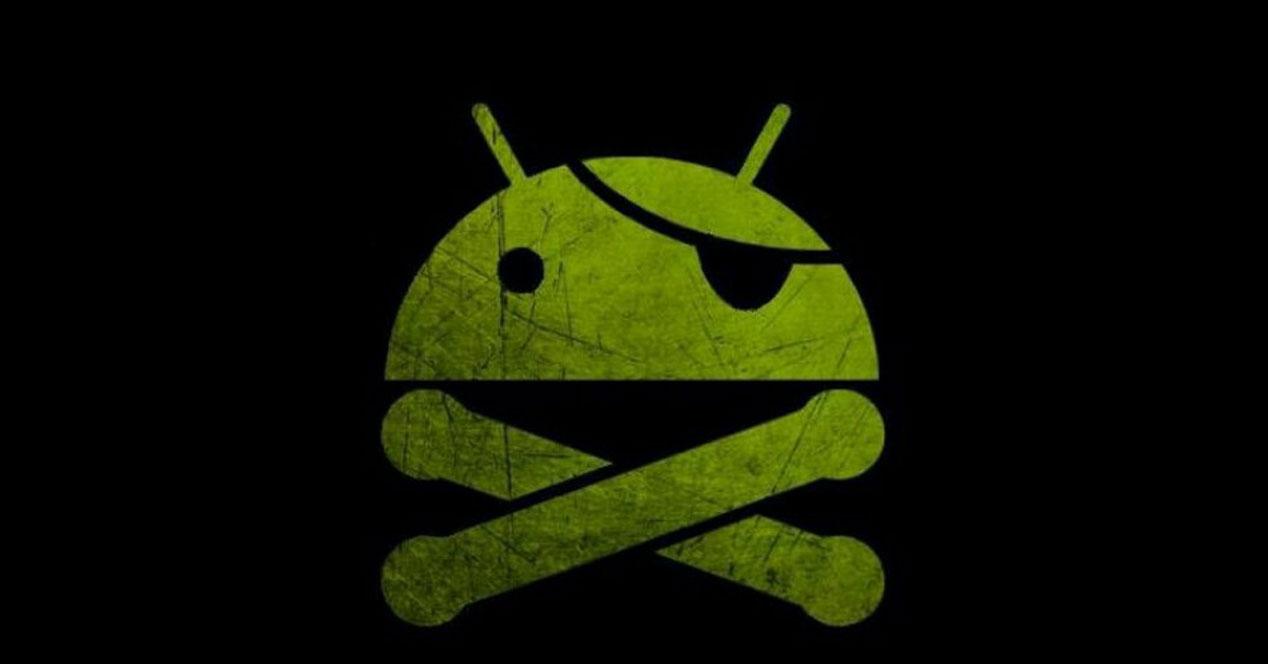Logotipo root Android