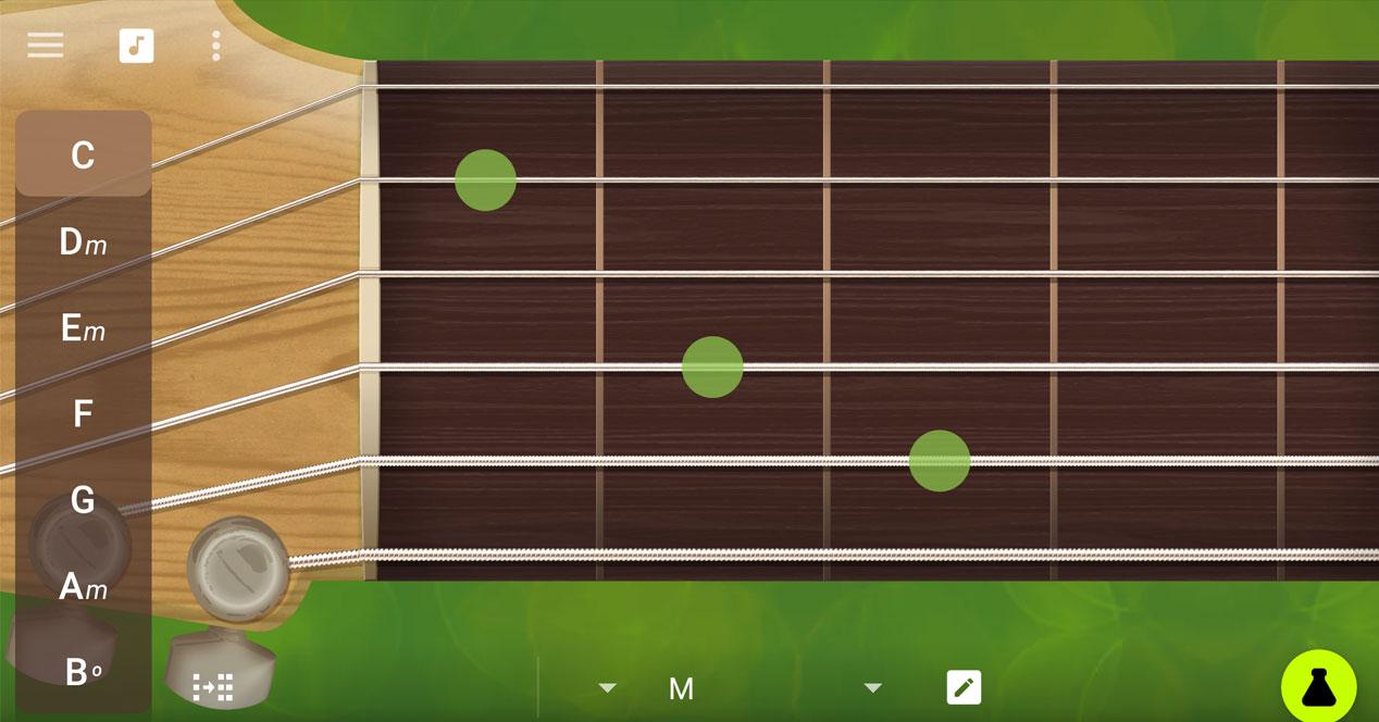 Aplicación Robotic Guitarist