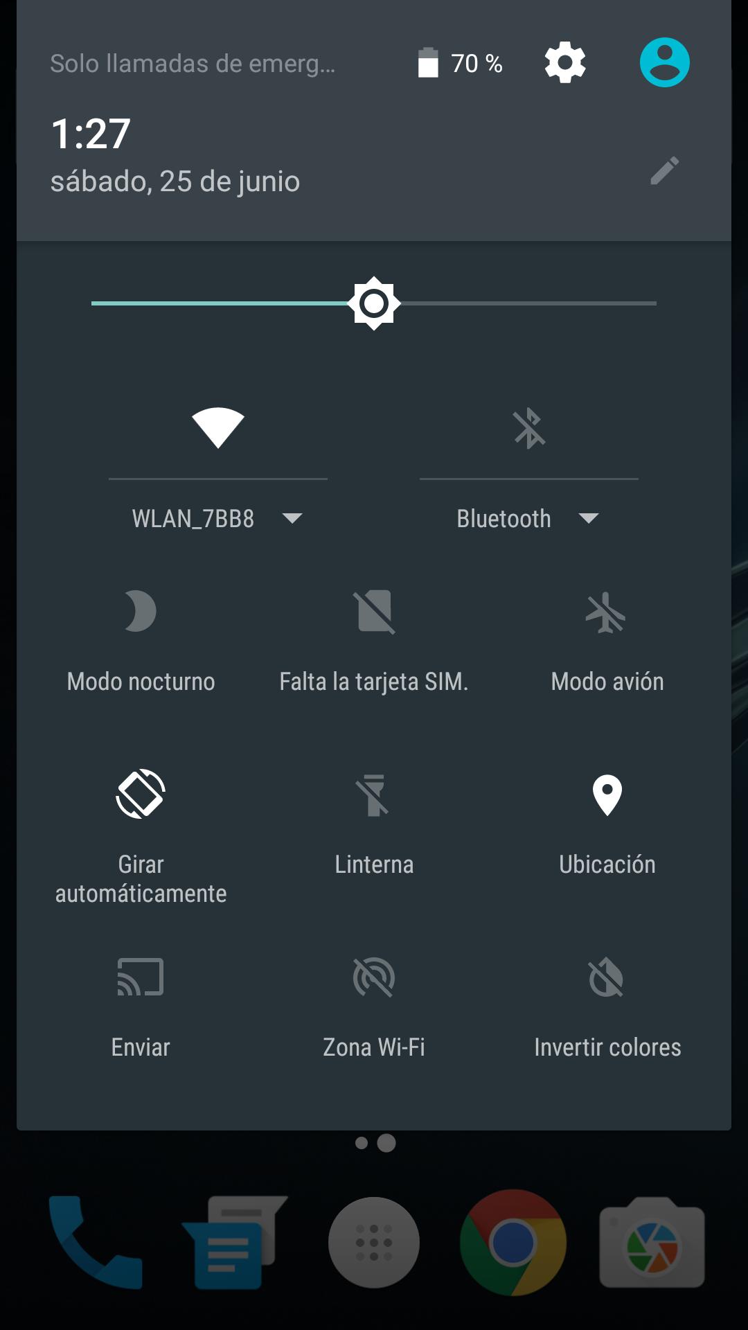Accesos rápidos en el OnePlus 3