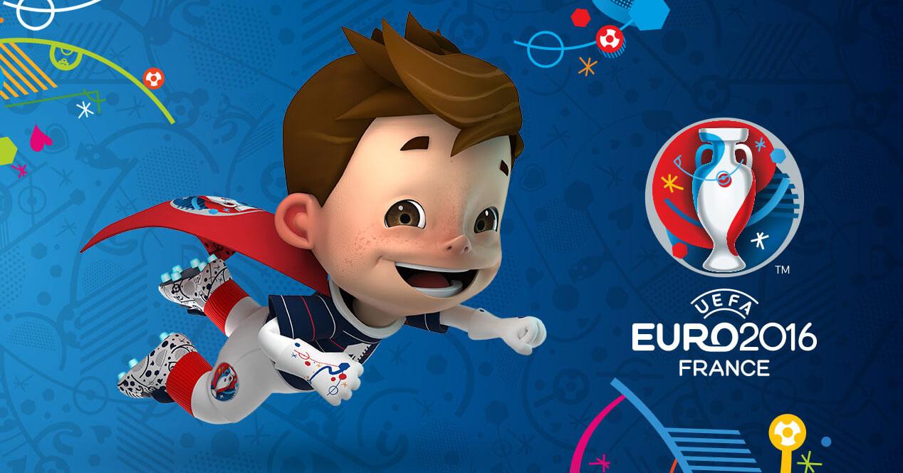 Euro 2016 mascota