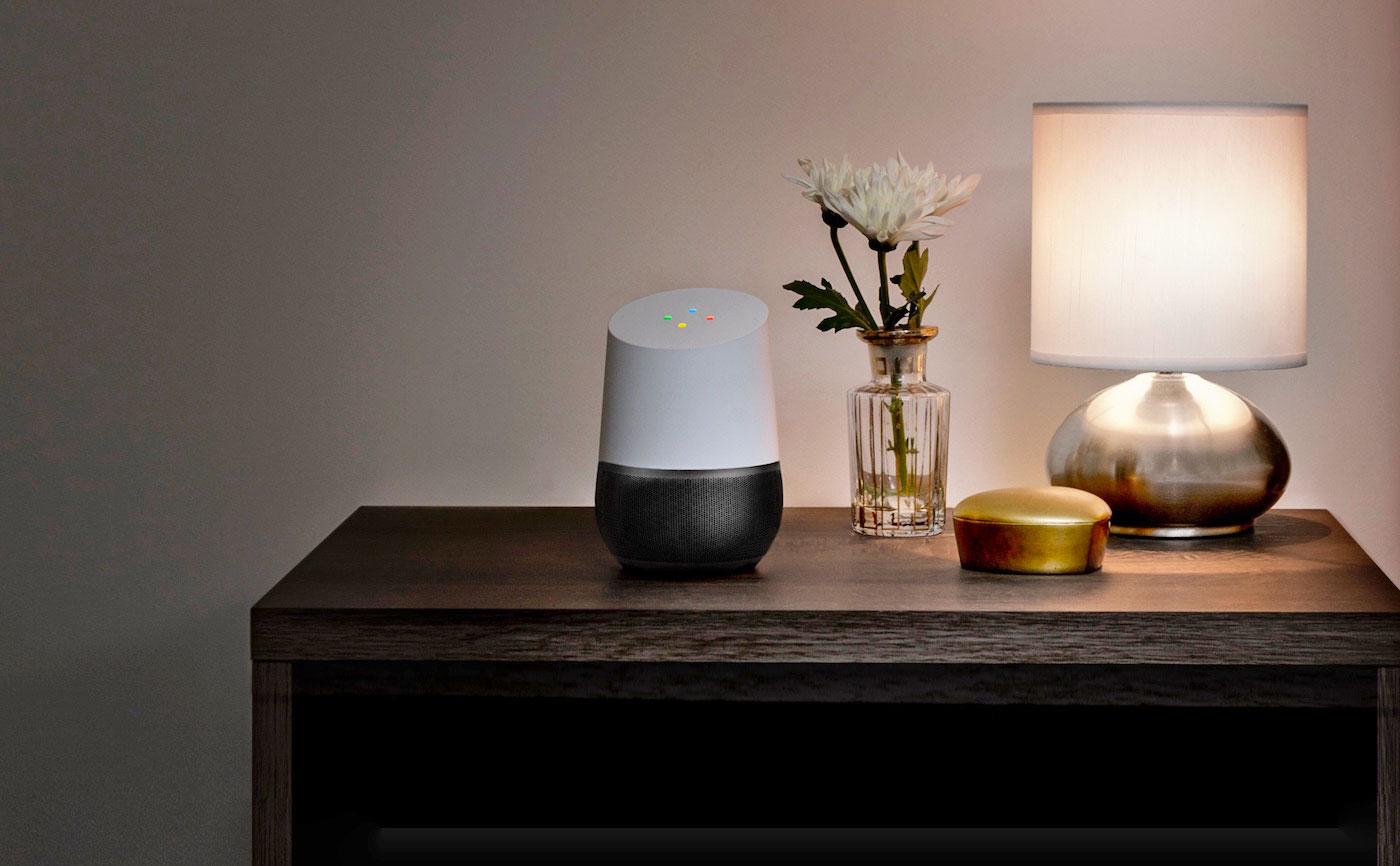 Diseño de Google Home