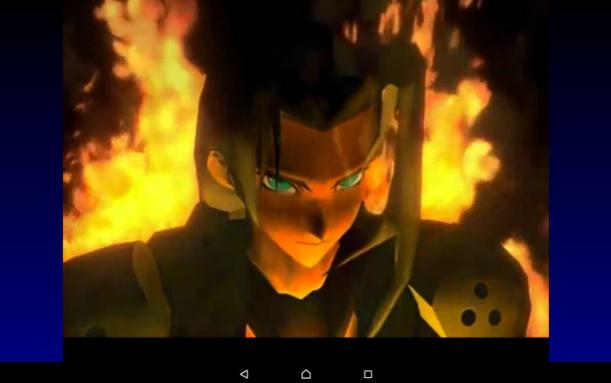 Grafico del juego Final Fantasy VII para Android