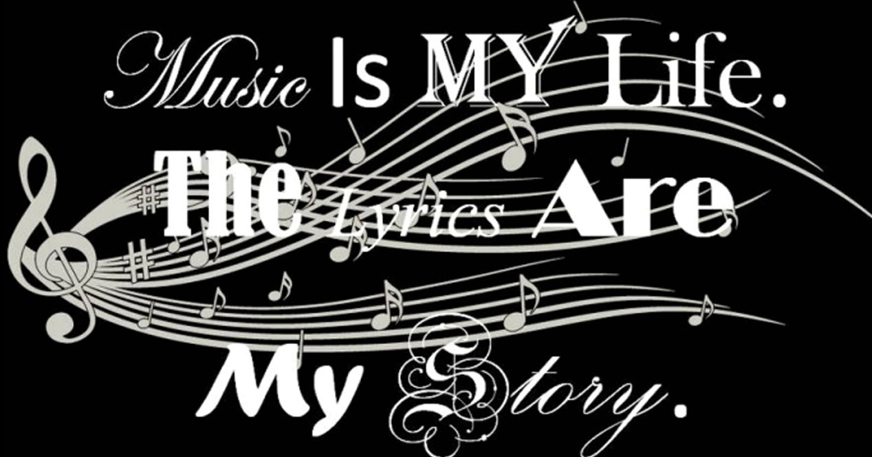 Letras de las canciones