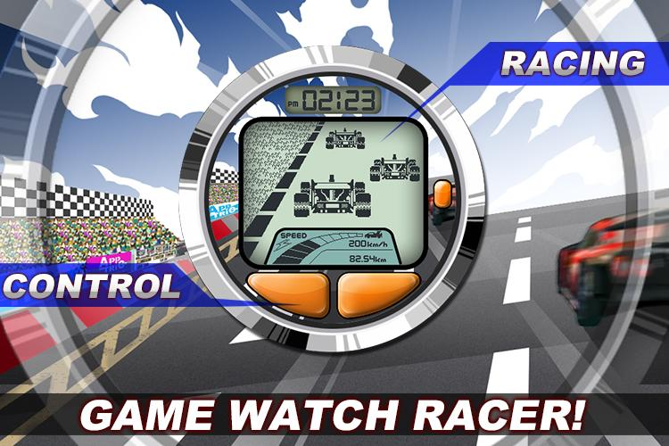 Watch Game Racer para Android Wear