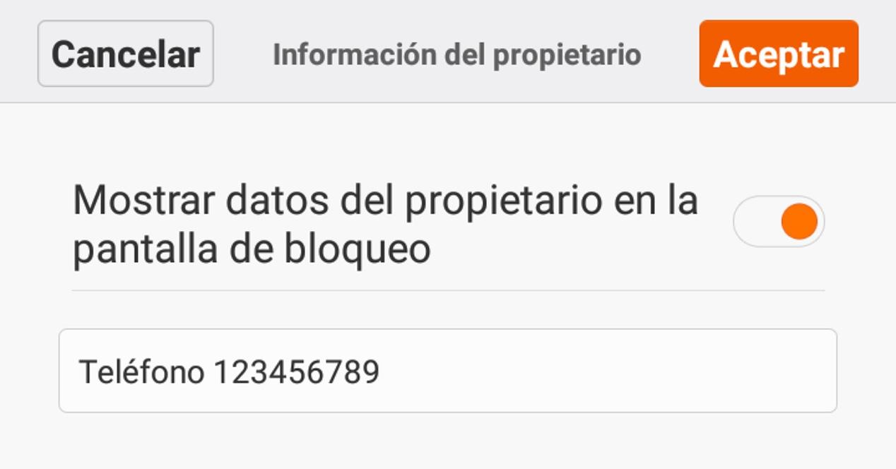 Xiaomi Informacion Propietario